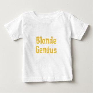 Blonde Genius Gifts Baby T-Shirt