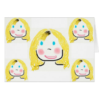 Blonde hair Amy (tile) THC Card