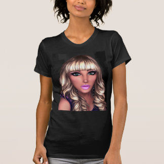 Blonde Party Girl T-Shirt