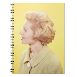 Blonde Woman 2 Notebooks
