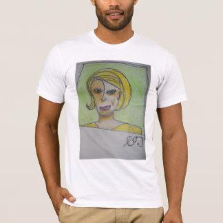 blonde woman T-Shirt