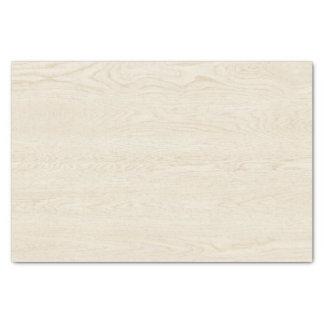 blonde wood tissue paper
