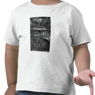 Blondin at Shoreditch Shirts