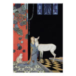 Blondine by Virginia Frances Sterrett Poster