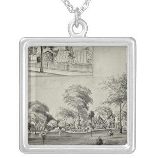 Blonstone, Westville Silver Plated Necklace
