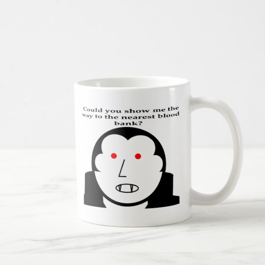 Blood Bank Coffee Mug