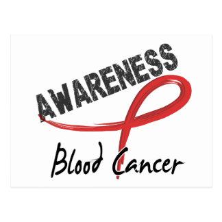 Blood Cancer Awareness 3 Postcard