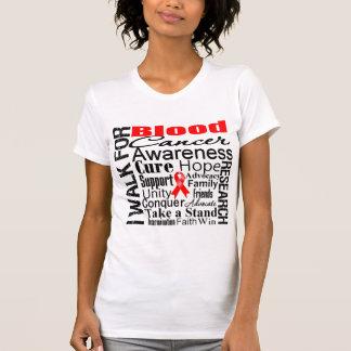 Blood Cancer Awareness Walk T Shirt