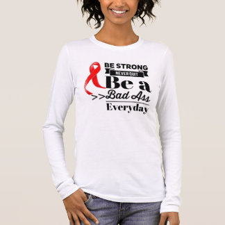 Blood Cancer Be Strong Long Sleeve T-Shirt