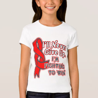 Blood Cancer I'll Never Give Up Tshirt