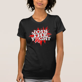 Blood Cancer Join The Fight T-shirt