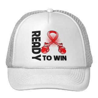 Blood Cancer Ready To Win Cap