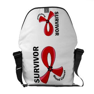 Blood Cancer Survivor 12 Messenger Bags