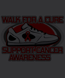 Blood Cancer Walk For A Cure Shirt