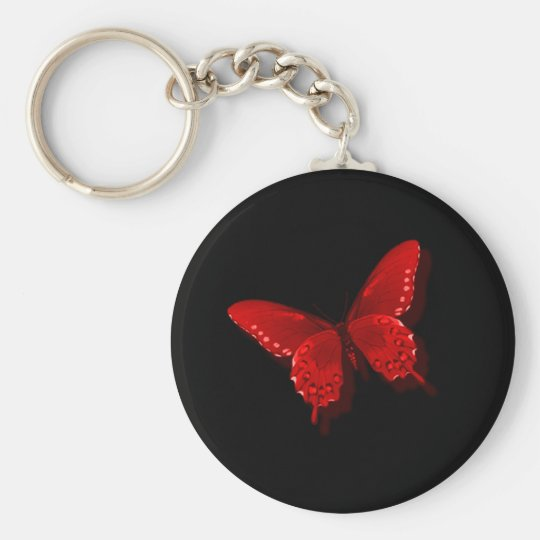 Blood Fly Keychain