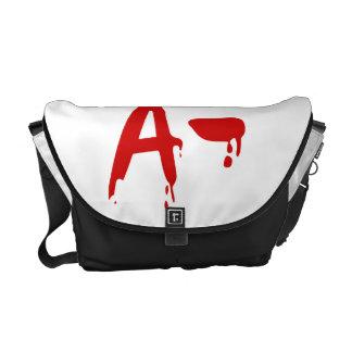Blood Group A- Negative #Horror Hospital Commuter Bag