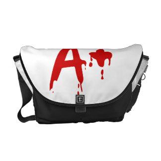 Blood Group A+ Positive #Horror Hospital Commuter Bag