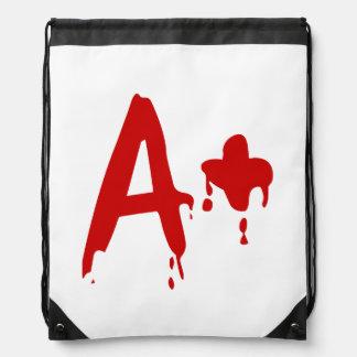 Blood Group A+ Positive #Horror Hospital Rucksacks