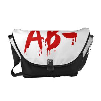 Blood Group AB- Negative #Horror Hospital Commuter Bag