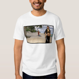 Blood In The Sand T-shirt