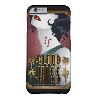 Blood Kiss iPhone 6 & 6s Hard Case