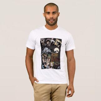Blood Kiss Men's T-Shirt with Tom Mandrake Poster