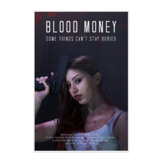 BLOOD MONEY Release Poster Acrylic Wall Art