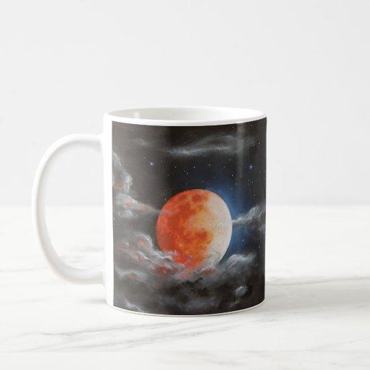 Blood Moon Coffee Mug