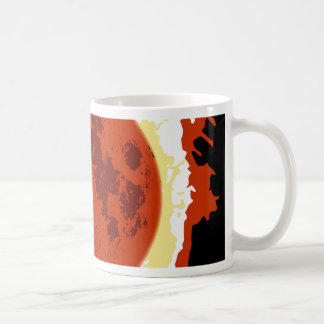 Blood Moon Eclipse Coffee Mug