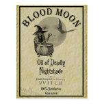 Blood Moon Postcards