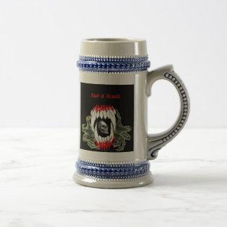 Blood Of Dracula Mugs