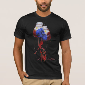 Blood of the Filipino Warrior Dark T-Shirt