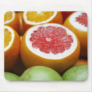 Blood Orange Citrus Fruit Mouse Mat