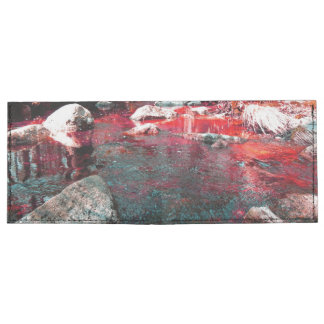 Blood Red Crick Dynomighty Tyvek Wallet