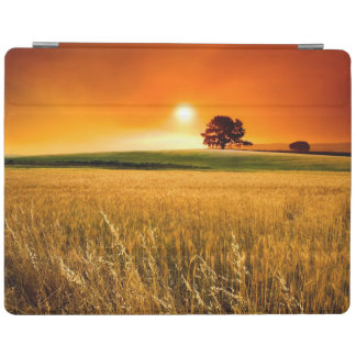 Blood-Red Sunset iPad Cover