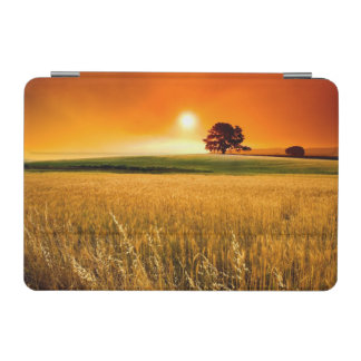 Blood-Red Sunset iPad Mini Cover