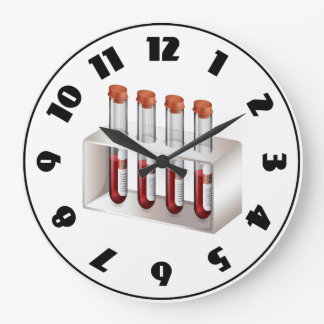 Blood Samples Clock