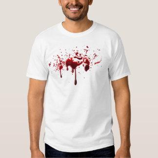 blood shirts