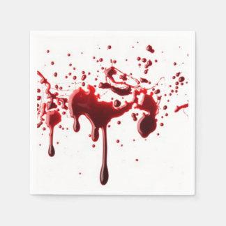 blood splatter 3.png paper napkin