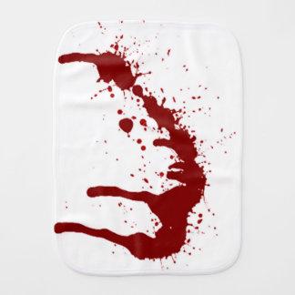 blood splatter 6.png burp cloth