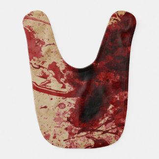 Blood Splatter Bib