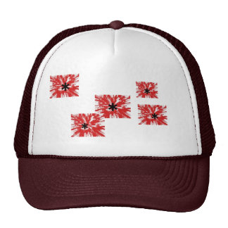 BLOOD SPLATTER CAP