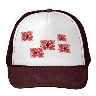 BLOOD SPLATTER CAP HATS