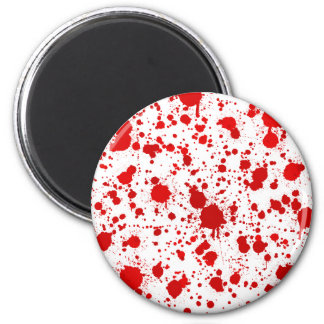 Blood Splatter ... Dexter Would Kill For This Magnet
