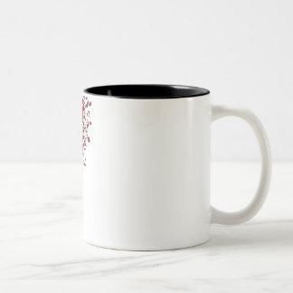 Blood Splatter Mug