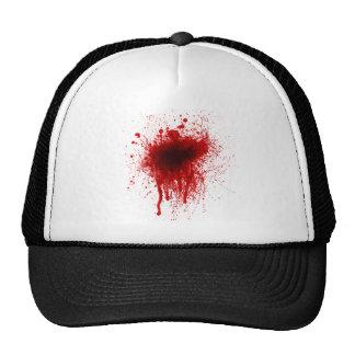 Blood Splatter Realistic Cap