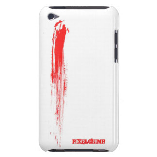 Blood Spray 02 Barely There iPod Case