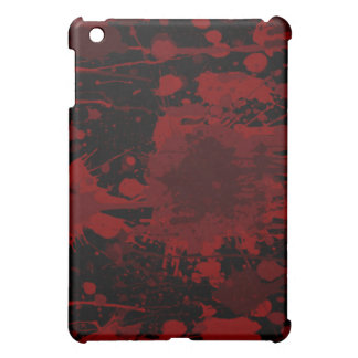 Blood Stained Fitted Hard Shell Apple iPad Case