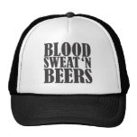 blood sweat n beers cap