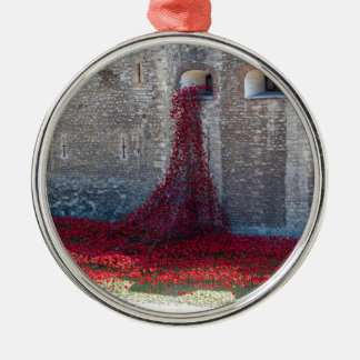 Blood Swept Lands and Seas of Red Christmas Ornament